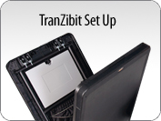 TranZibit Portable Tradeshow Table Set Up